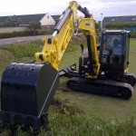 Yanmar Compact Excavator_03