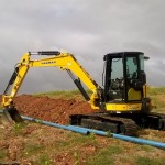Yanmar Excavator_01
